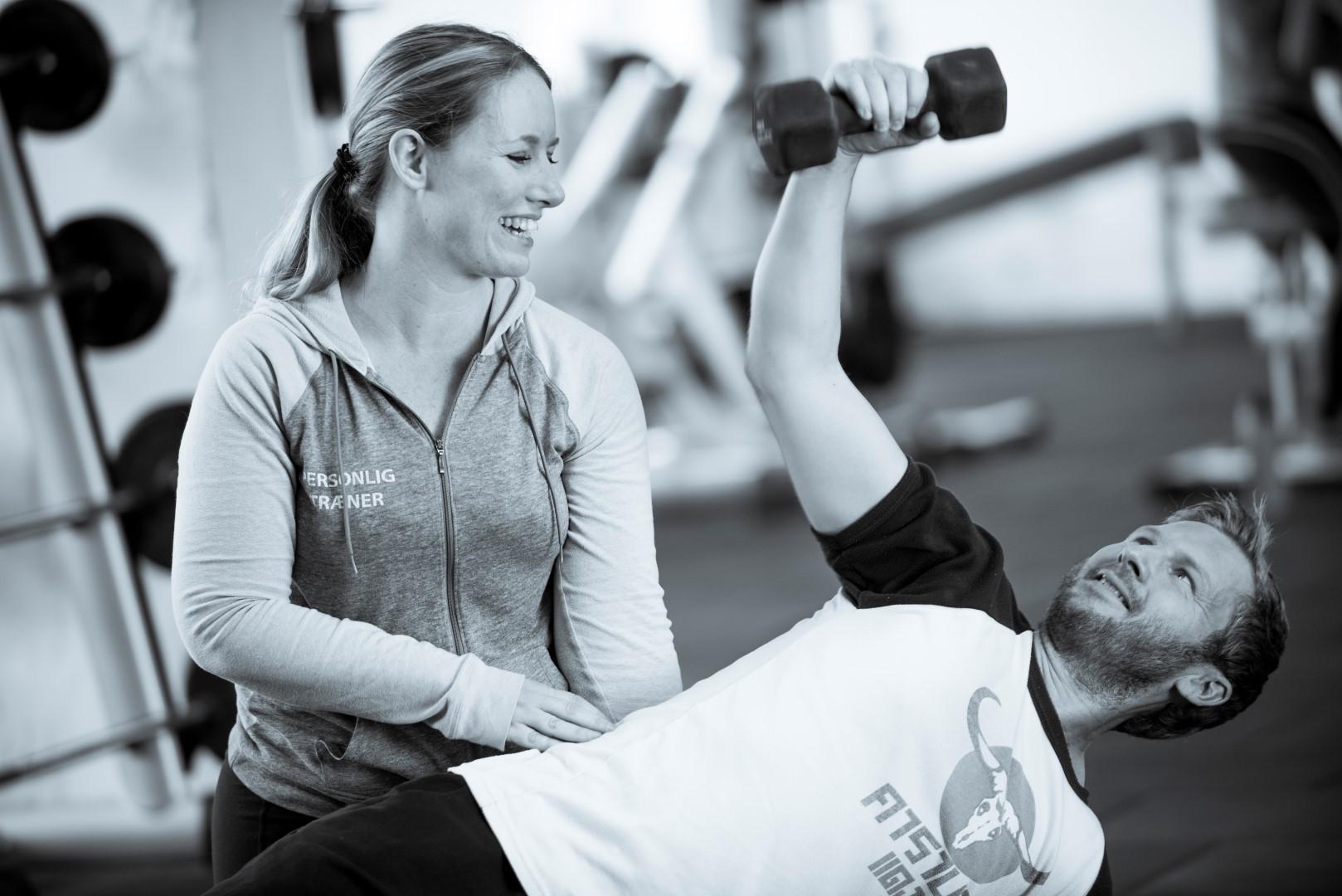 personlig træning med Helene Birk