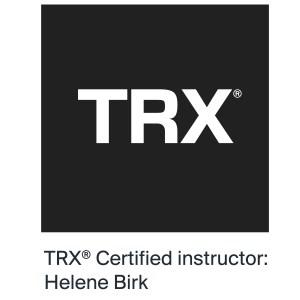 TRX træning v/ Helene Birk